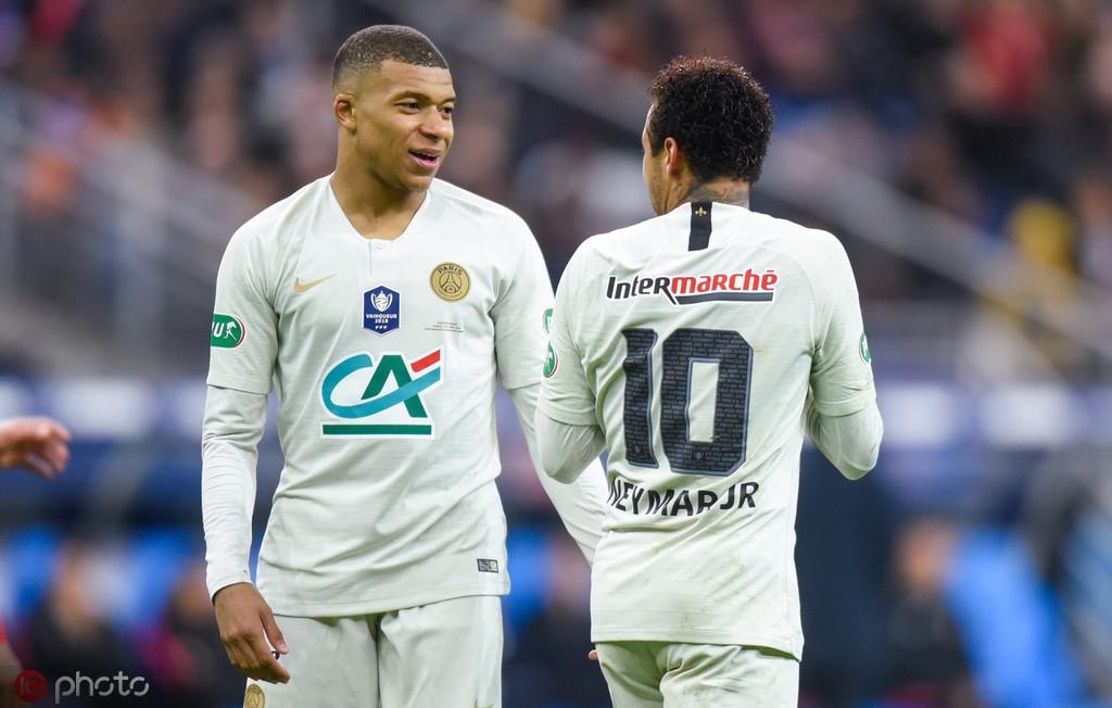 法国电视台:内马尔和姆巴佩都不想离开巴黎