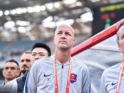 小克鲁伊夫:重庆曾赢得过足协杯但这是历史,会以联赛为先