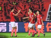 恒大2-0河南進足協杯16強,郜林傳射斬賽季首球,馮博軒建功