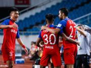 重慶1-0河北晉級足協杯16強,卡爾德克頭球制勝,耿曉峰染紅