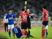 官方:只讓2名U23球員登場,深圳被判0-3負