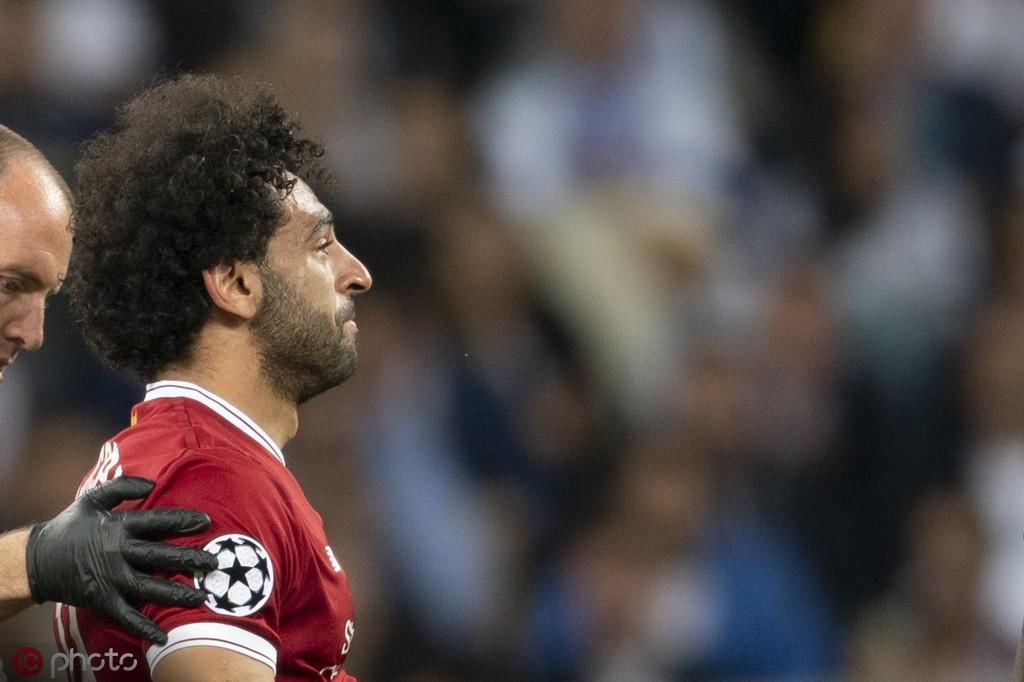 萨拉赫:上赛季欧冠决赛受伤后,我几乎每天都在哭