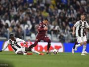 半场战报:尤文0-1都灵,卢基奇抢断皮亚尼奇后破门