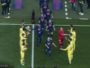 塞尔塔官方:赛前会为巴萨西甲夺冠进行列队