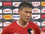 李源一:能进球很激动;赢球让球队收获信心