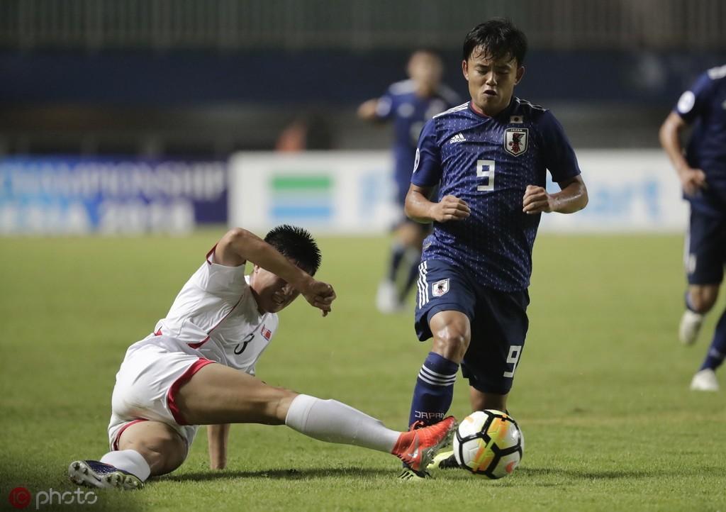 日本将征召三名U20国脚参