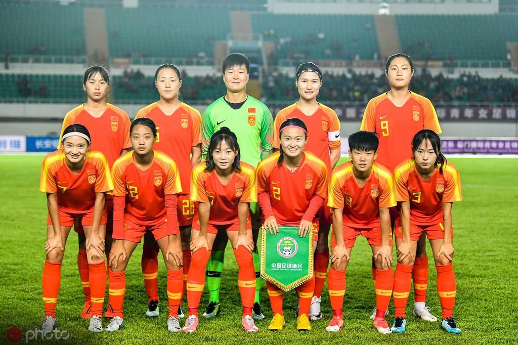 U19女足4-0越南队取厦门四