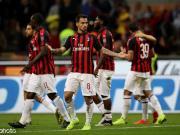 米兰2-1取胜落后第四3分,苏索、博里尼破门,双