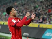 恭喜,格納布里當選拜仁慕尼黑四月最佳球員