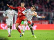 定律延续,近6个赛季欧冠淘汰拜仁的球队都能晋级决赛