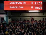 欧冠淘汰赛首轮赢3球以上又被翻盘的球队:巴萨