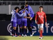 恒大客場0-1廣島,下輪對大邱唯有取勝才能出線,李學鵬烏龍