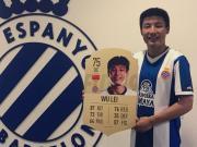 武磊喜提自己的FIFA 19球員卡,球迷呼吁給他漲能力值