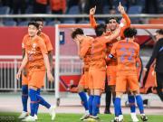 擊敗慶南,山東十年后在亞冠賽場上再勝韓國球隊