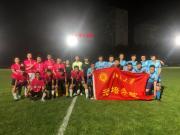 懂球帝FC队7-4北大元培学院,小崔独中五元,近两场共进9球
