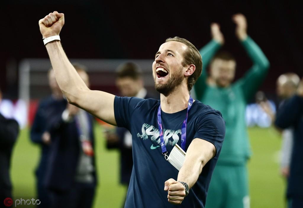 Goal:凯恩回到训练场,有望出战欧冠决赛