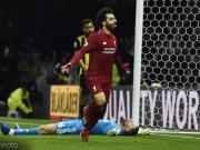 利物浦四月份最佳:萨拉赫当选