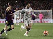 萨拉赫:在主场晋级欧冠决赛的感觉很棒;对阵狼队时能够复出