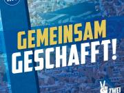 时隔两年,卡尔斯鲁厄重返德乙联赛