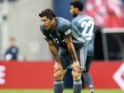 拜仁客平莱比锡领先2分悬念留至末轮,最后一轮将战法兰克福