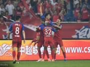 重庆2-0人和终结三轮不胜,费尔南多破门,迪力穆拉提进首球