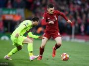 世体:巴塞罗那想要利物浦后卫罗伯逊