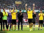 多特取得本赛季第14场主场胜利,主场战绩列德甲