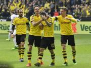 多特3-2取胜落后拜仁2分保留争冠悬念,德莱尼传射建功