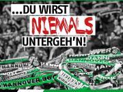 提前1轮,汉诺威96在德甲联赛降级