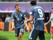 穆勒:越位大概只有半个脚,拜仁本场比赛的表
