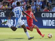 西班牙人2-0客胜,武磊制造进球并多次错失良机