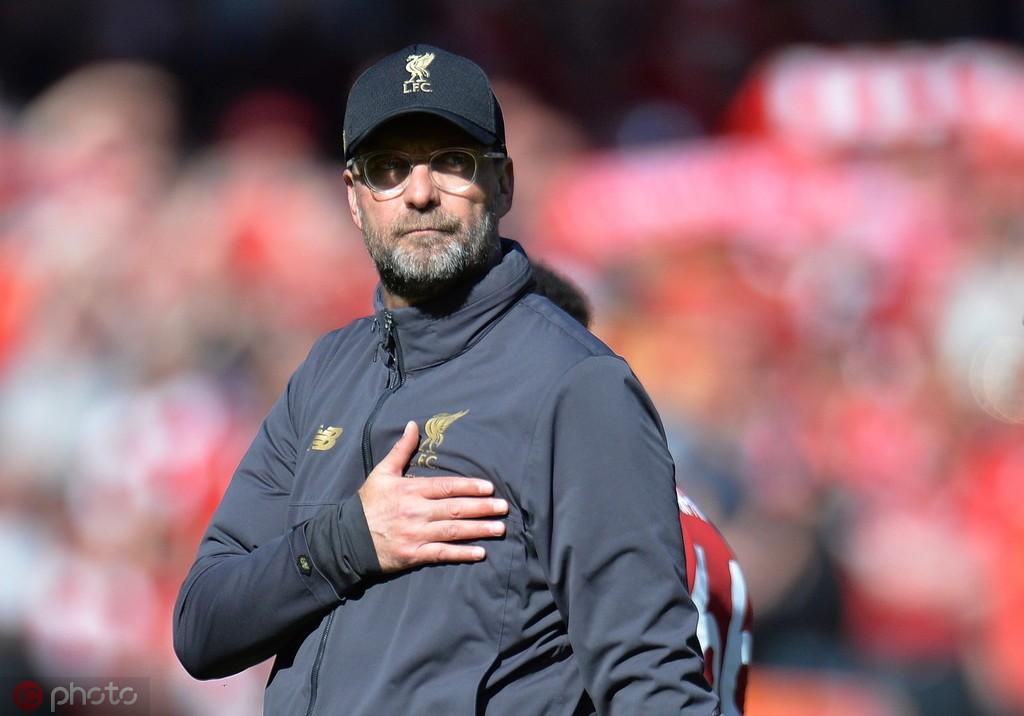 克洛普谈欧冠决赛:最好的事情会在第三次来临 — 利物浦