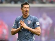 踢球者:拜仁想和莱万续约一年,莱万已受到巴黎和曼联关注