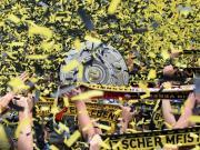 图片报:若多特夺冠,全队将分享600万欧奖金