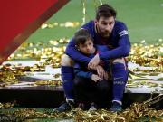 梅西引领加泰罗尼亚起名潮流,莱奥成最受欢迎的名字之一