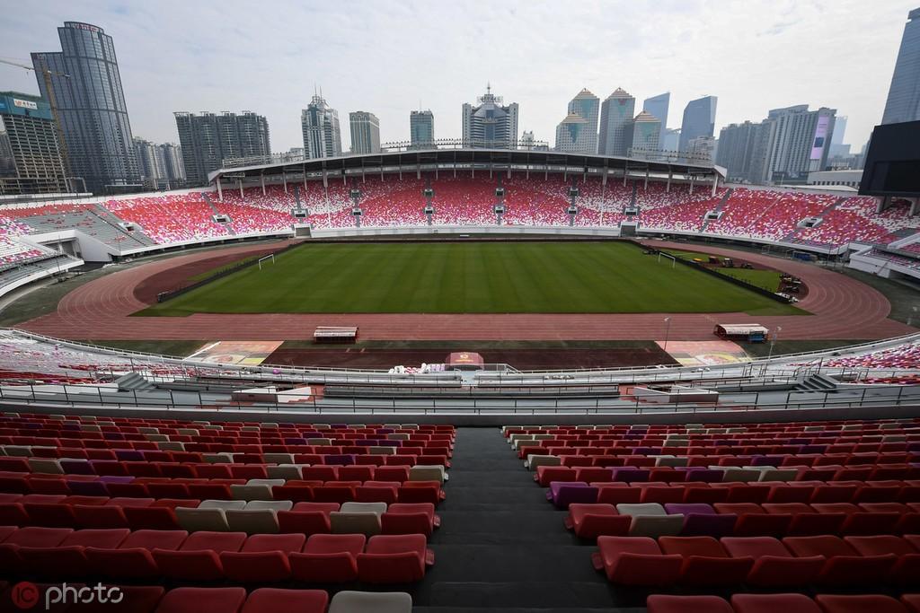 记者:除了广州,其他城市也不排除会承办国足亚洲杯主场