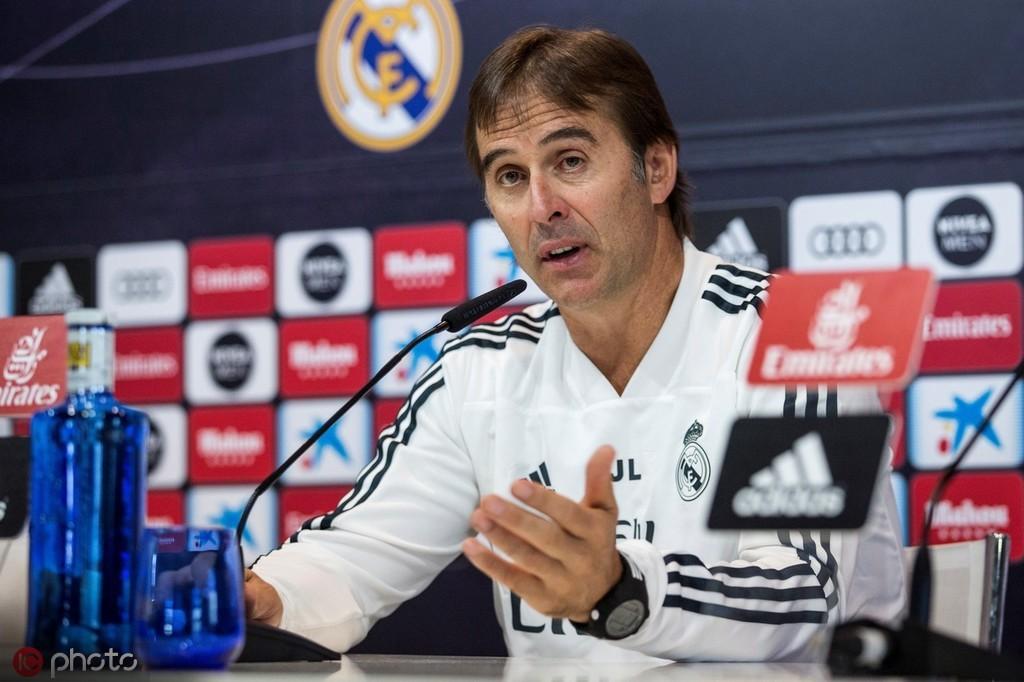 世体:本赛季,西甲球队解雇主帅次数为西甲历史最少 — 皇家马德里