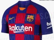 记者:巴萨新赛季主场球衣6月4日发布,第四球衣款式也已确定