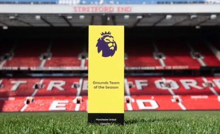 并非一无所获,曼联获得本赛季英超最佳场地维护奖