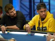 扑克大师:内马尔向我虚心请教牌技,立志退役后成为职业选手