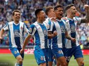 西班牙人西甲3连胜+最后9轮不败,时隔12年再进欧战