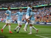 剑南春足总杯战报:曼城6-0横扫沃特福德,加冕