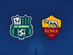 正播萨索洛vs罗马:德罗西替补,云代尔、小胡安首发