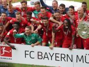 拜仁赛后评分:全队高分,罗贝里和科瓦奇满分
