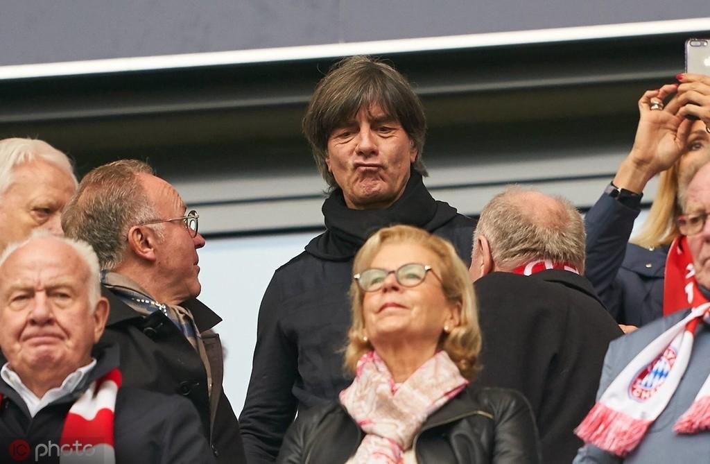 勒夫:德甲7连冠很了不起;为自己定更高的目标是拜仁的品质