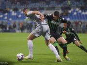 罗马0-0客平萨索洛暂距第四2分,法西奥补时进球被吹+失绝杀