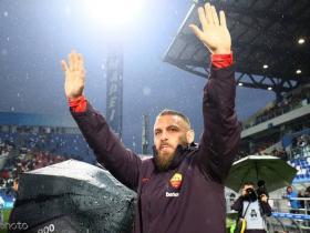半场战报:罗马客场0-0萨索洛,孔西利和米兰特均有出色发挥