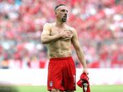 里贝里:最好的赛季是三冠王赛季,拜仁的经历将伴我度过余生