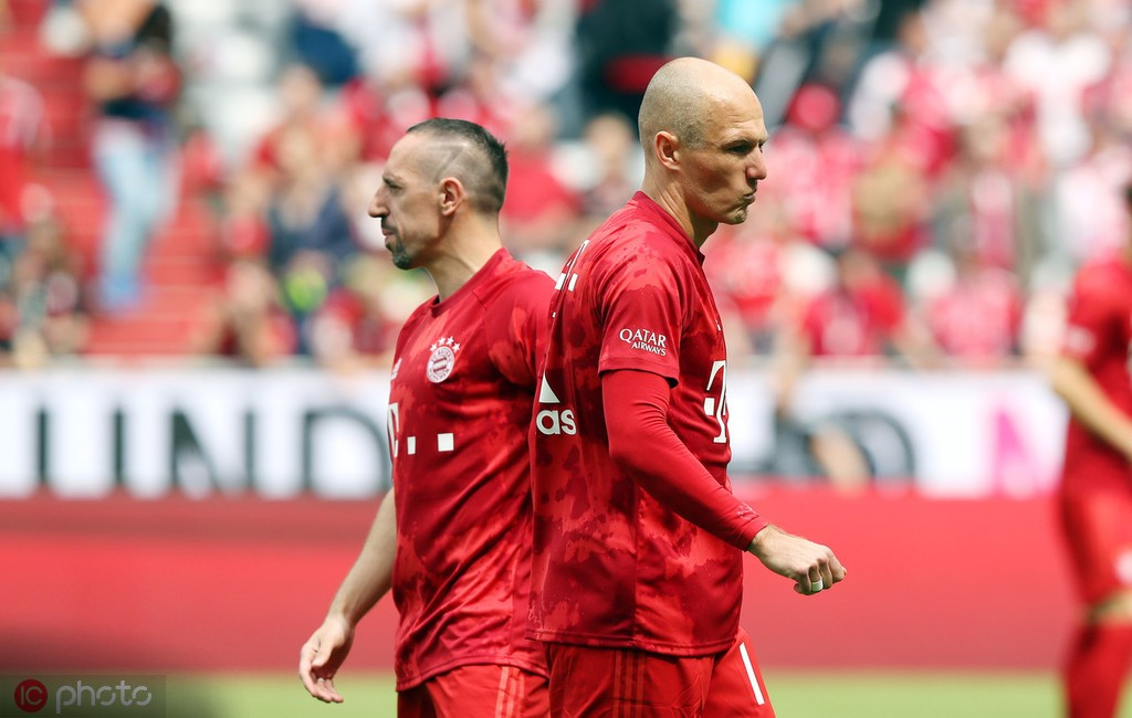科瓦奇:10年间,罗本和里贝里塑造了拜仁、塑造了德甲