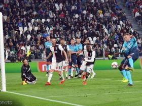 亚特兰大1-1尤文积分追平国米,巴尔扎利主场告别,曼朱铲射